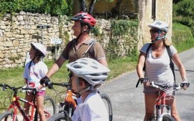 Ça vous dit du vélo en Famille cet été ?